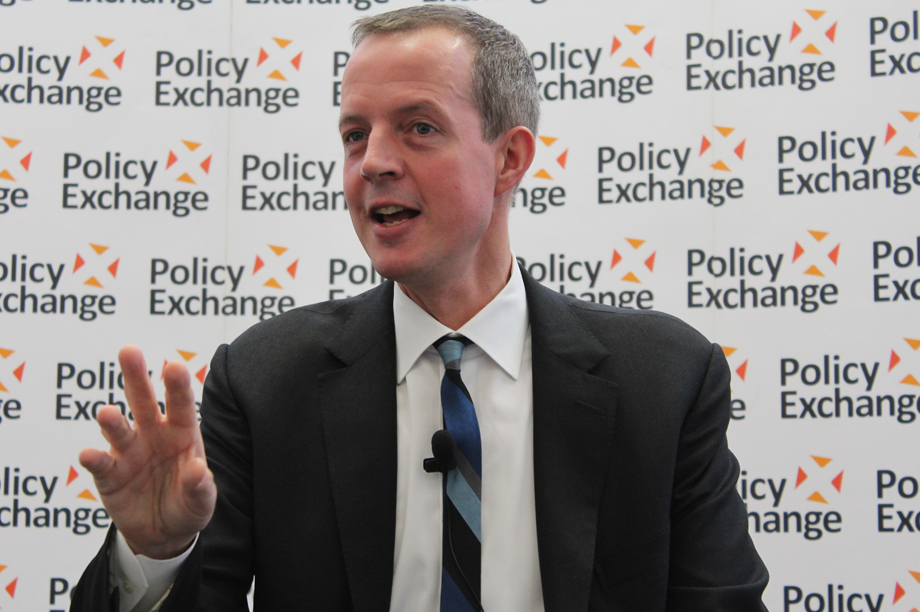 Former planning minister Nick Boles