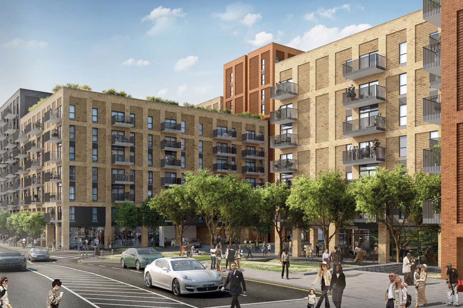 Build to Rent: Barking scheme approved in April