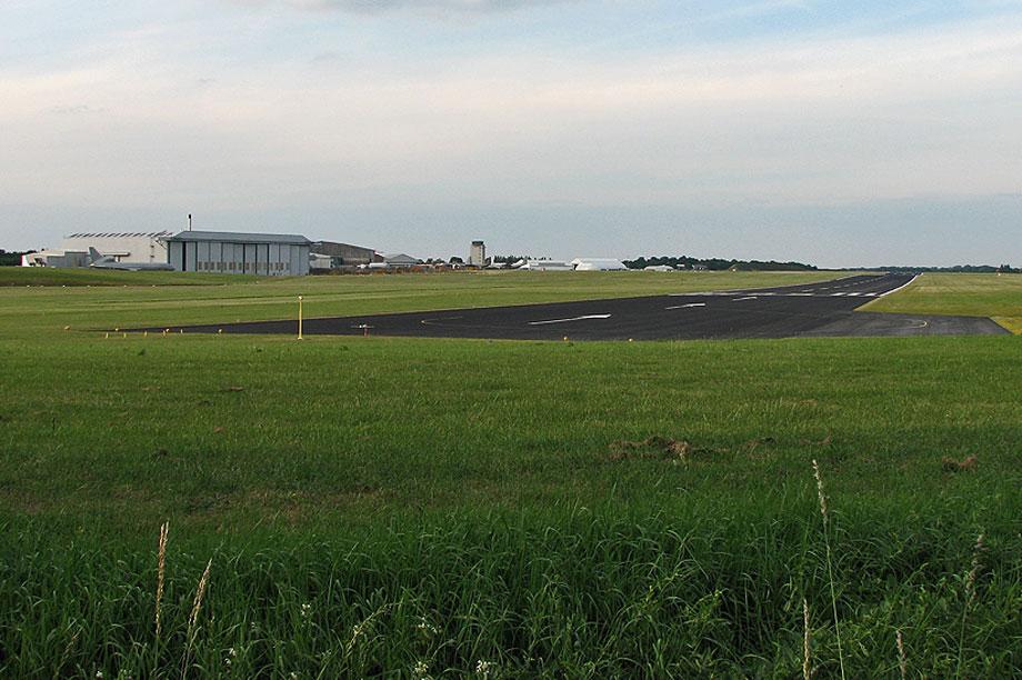 Cambridge Airport (pic: John Sutton, Flickr)
