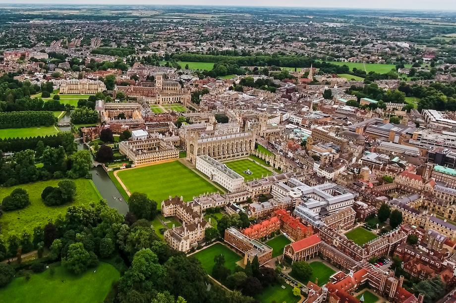 Cambridge University: Nearly all of the proposal sites are in and around Cambridge (Pic: Getty)