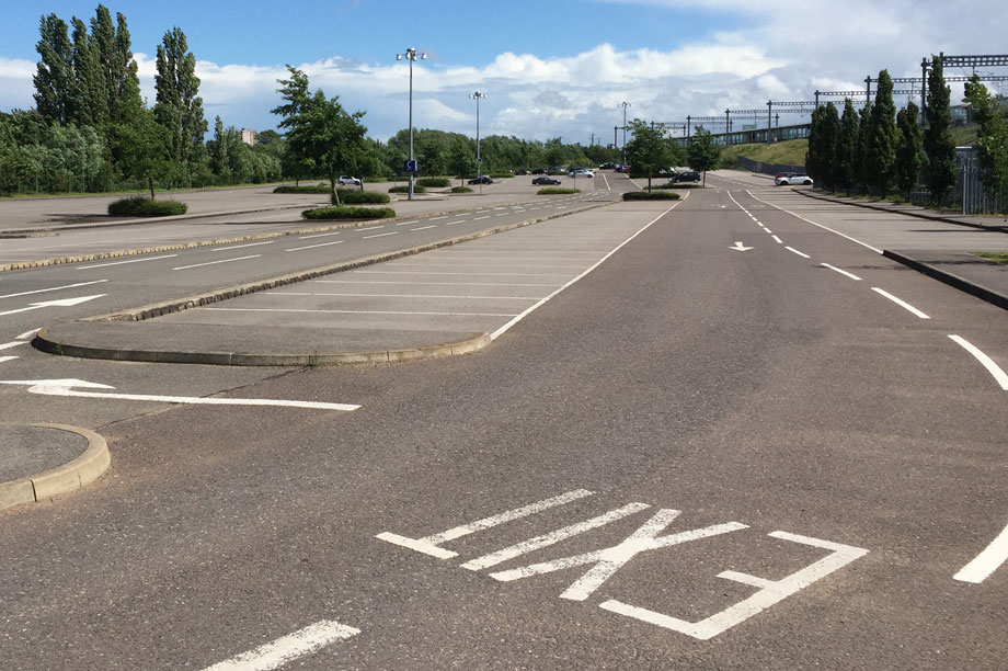 Car parks: report says that sites should be turned into homes