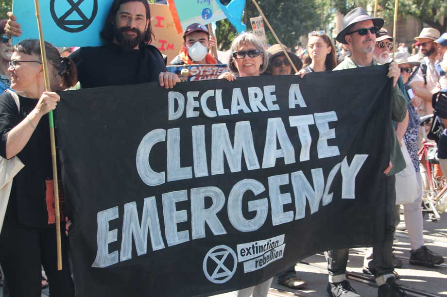 Many councils have issued climate emergency declarations in wake of public protests (pic: John Englart, Flickr, CC BY-SA 2.0)
