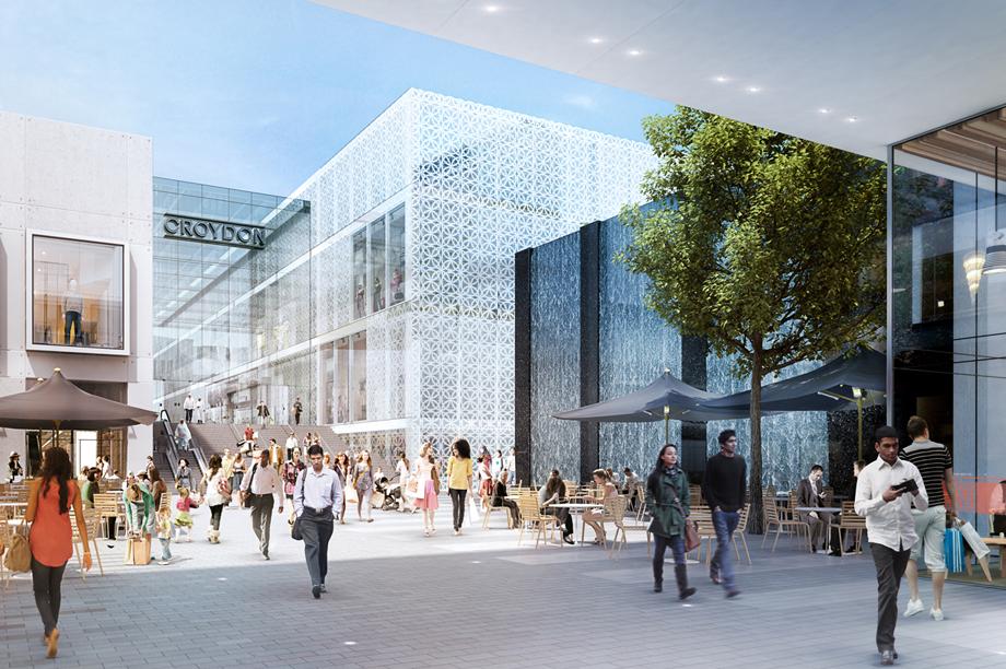 Croydon: redevelopment plans include 400-600 homes