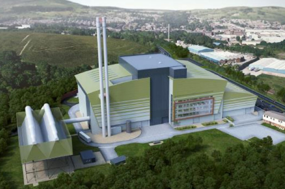 A visualisation of the development (pic: Suez Recycling and Recovery UK Ltd)