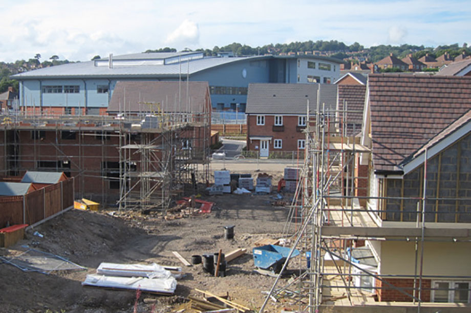 Development: consultation says that Welsh planning rules are hampering delivery