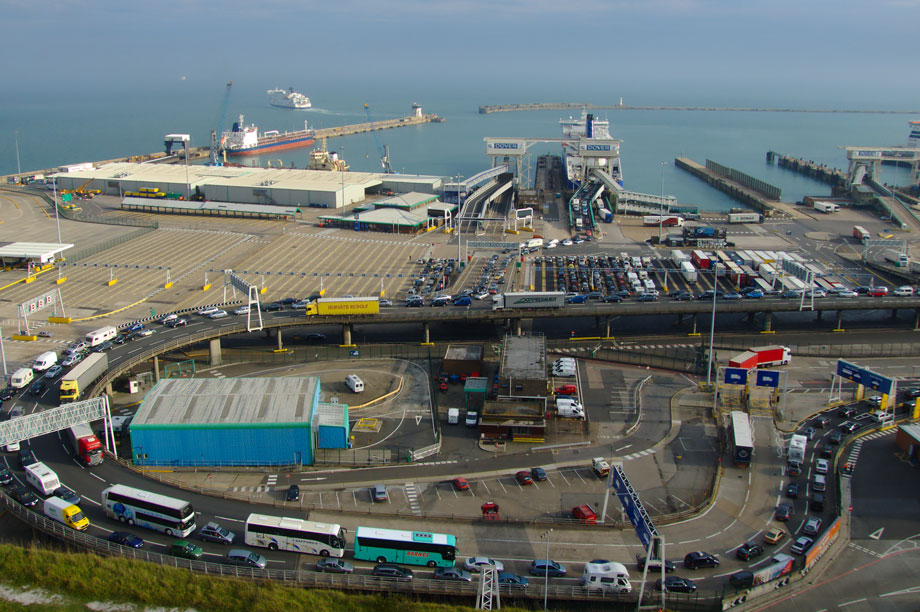 Dover: lorry park legal fight abandoned