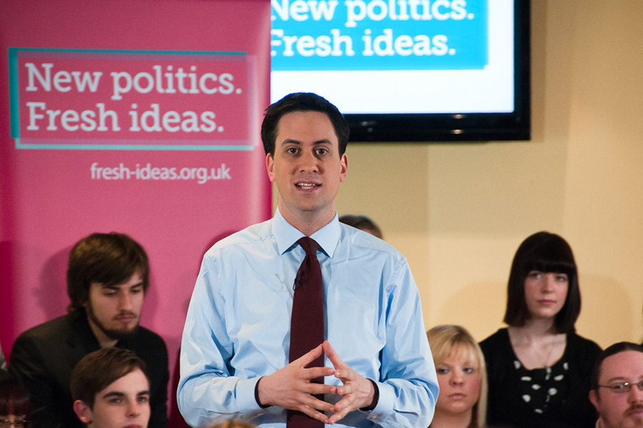 Ed Miliband: 'We don't just have a housing crisis, we have a cost of living crisis too'