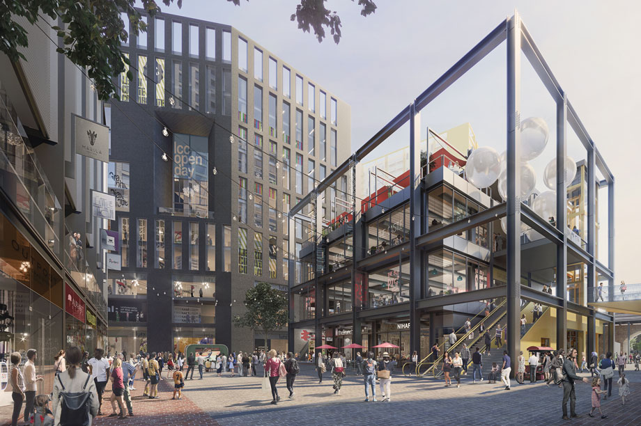 Elephant & Castle: revamp approved last year