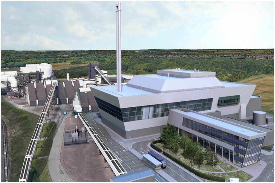 The proposed scheme (Pic: Nottinghamshire County Council and Uniper UK Ltd)