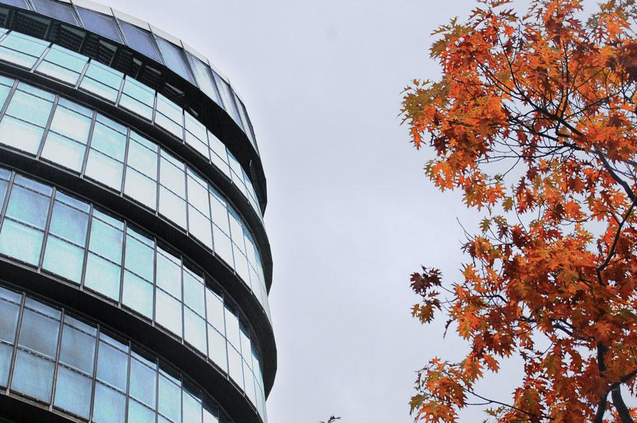 City Hall, London: London Plan examination on-going