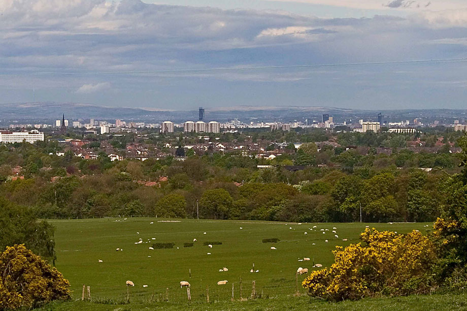 Greater Manchester: report says area should have a statutory spatial framework