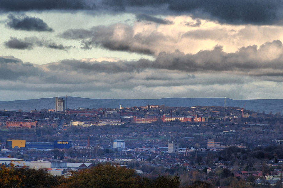 New spatial plan delay: Greater Manchester (pic: Mike Serigrapher via Flickr)