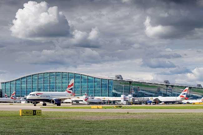 Heathrow Airport: additional capacity (photo: BAA)
