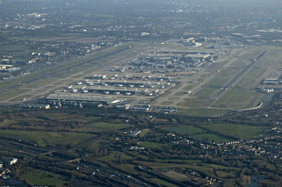 Heathrow: expansion plans in doubt (pic: Thomas Nugent, Geograph)