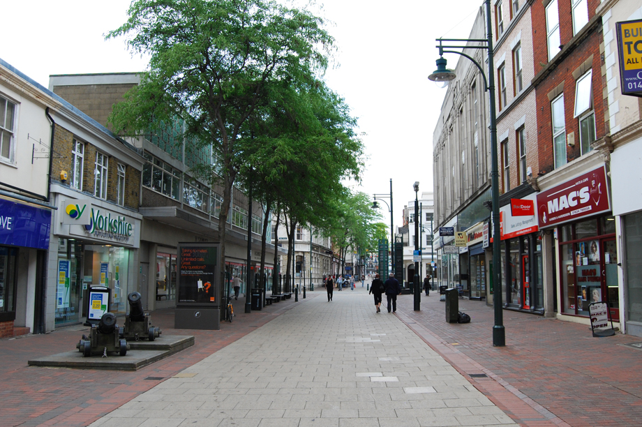 High streets: 'Clearing away the pointless red tape' will ensure survival, says PM