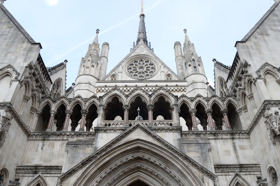 London's Royal Courts of Justice: Fresh PD changes hearing in the pipeline