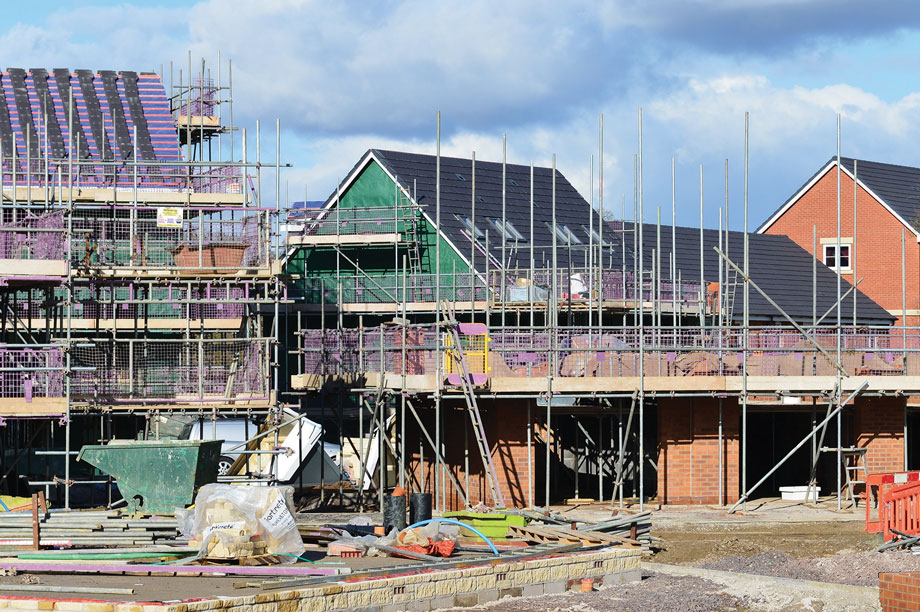 New homes: commentators say there is little evidence to suggest NHB has changed councils' approaches