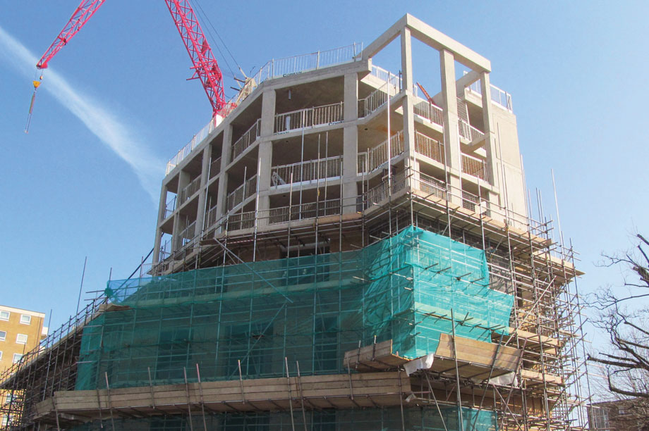 Housebuilding: proposals would enable intervention where councils ucooperative