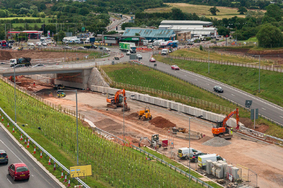 Roads upgrade: chancellor announced £1.1 billion for local road schemes in last week's Autumn Statement