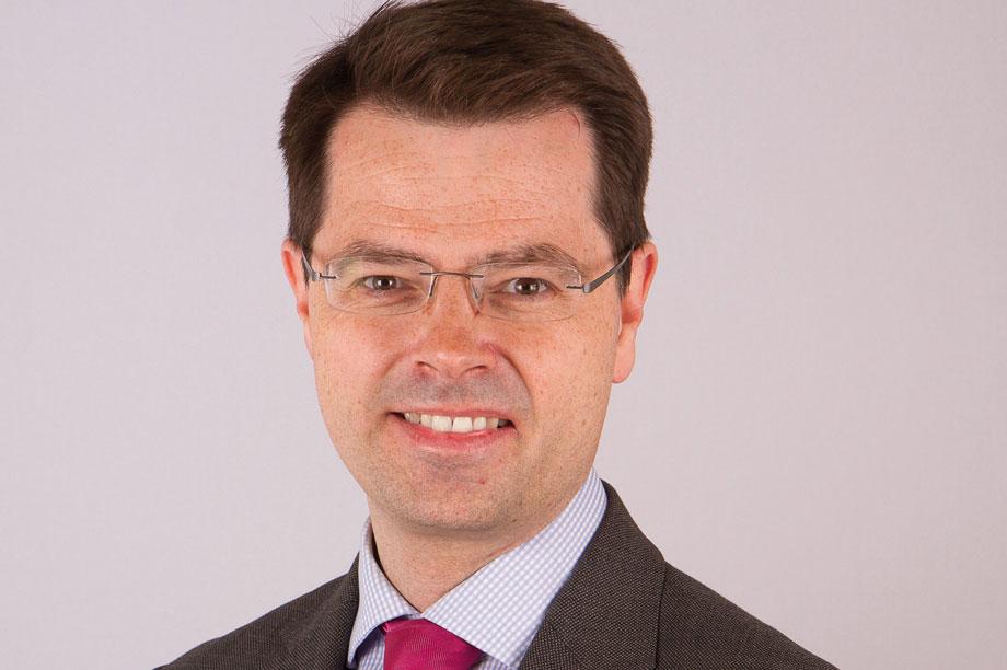 Direction lifted: housing secretary James Brokenshire
