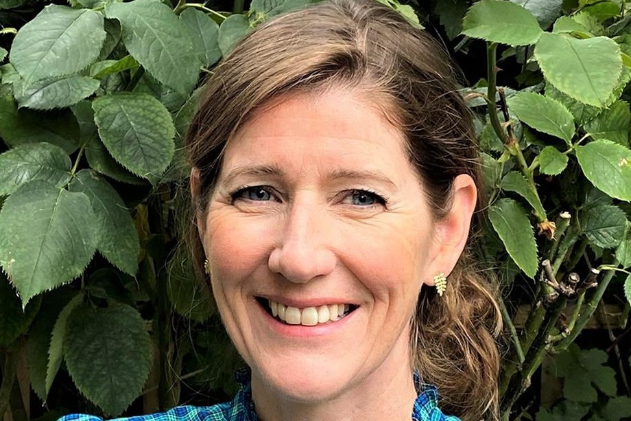 MHCLG chief planner Joanna Averley