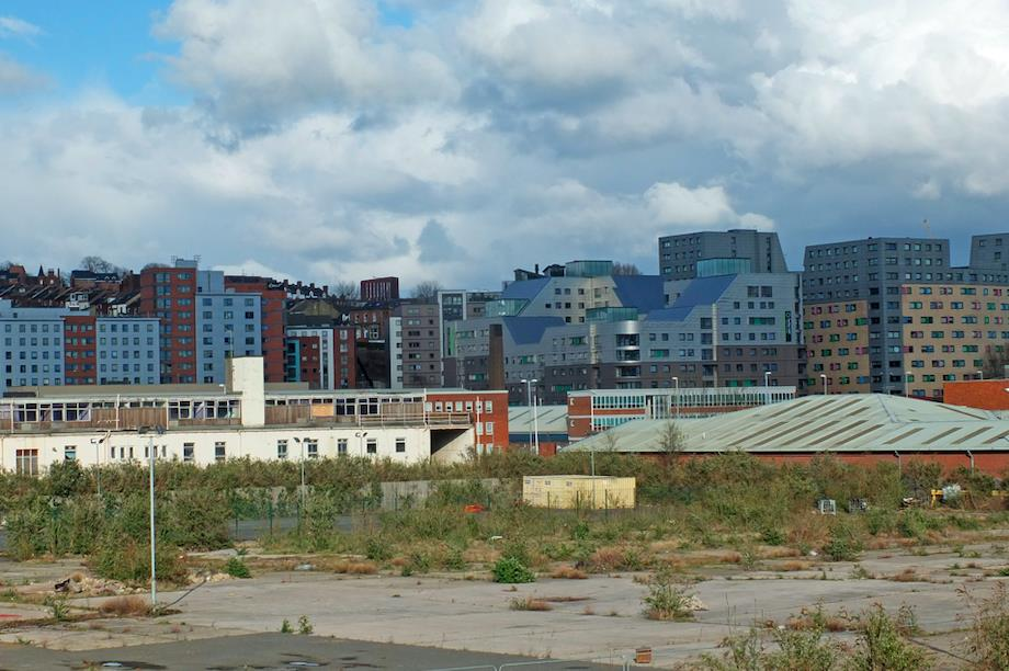 A brownfield site in Leeds (Pic: Getty)