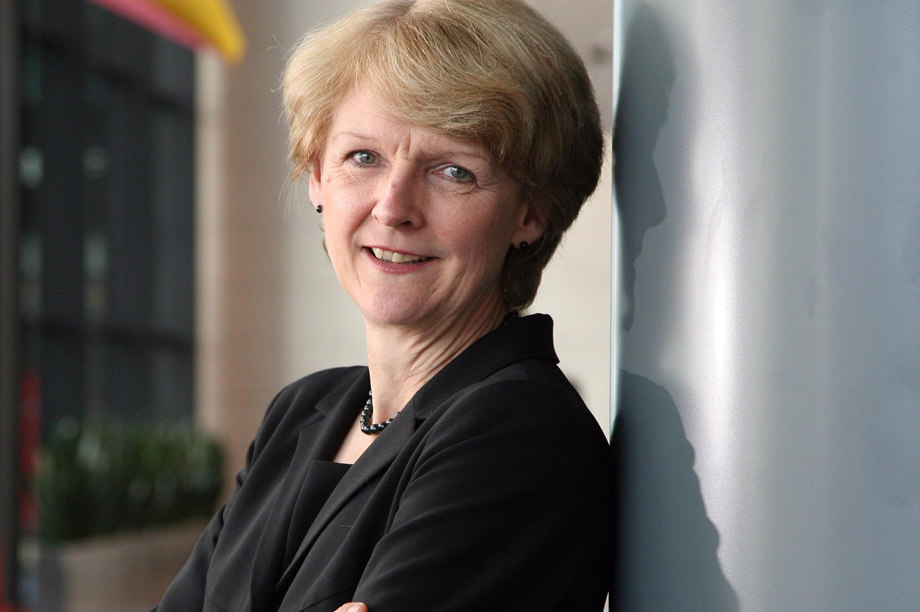 Liz Peace, chief executive of the British Property Federation