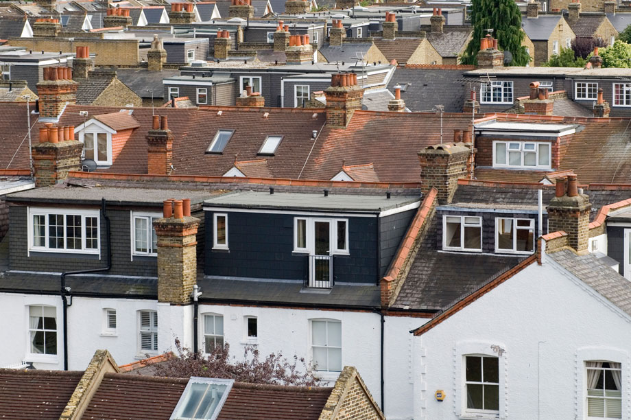 Householder developments: government figures point to a big rise in planning applications