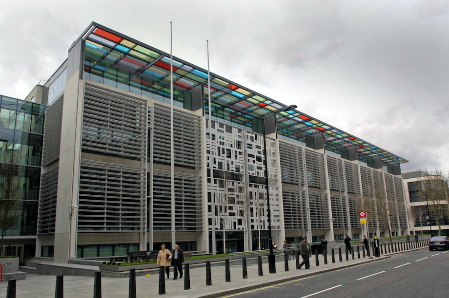 MHCLG headquarters (Pic: Getty)