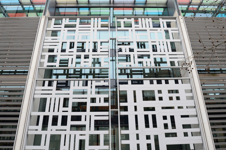 The MHCLG building in central London
