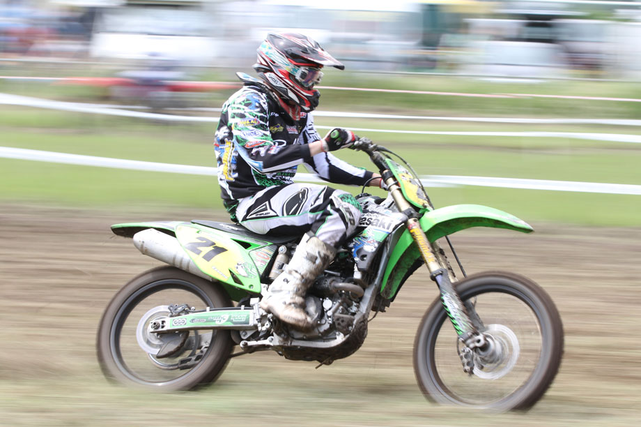 Motorcross: Midlands facility approved