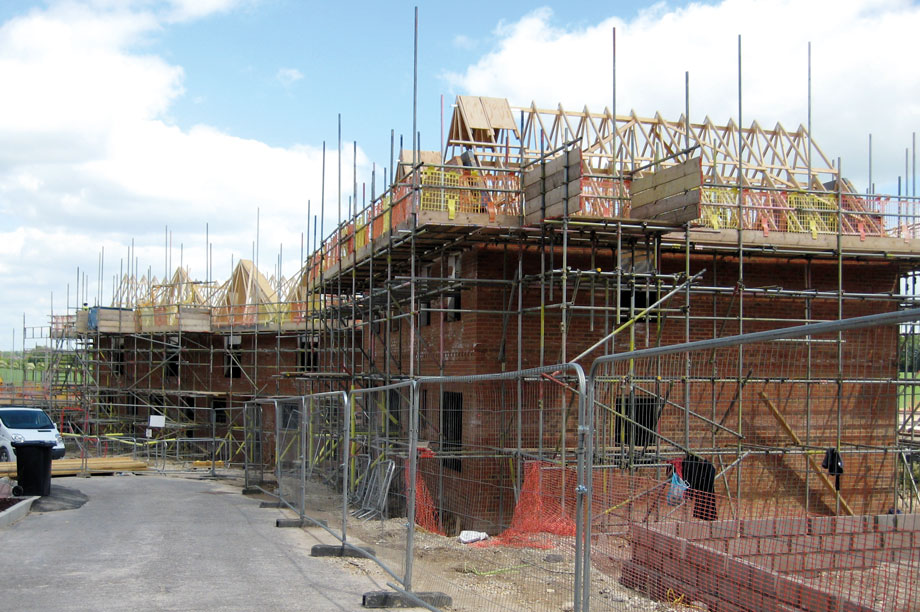 New homes: the government has confirmed changes to its standard need method