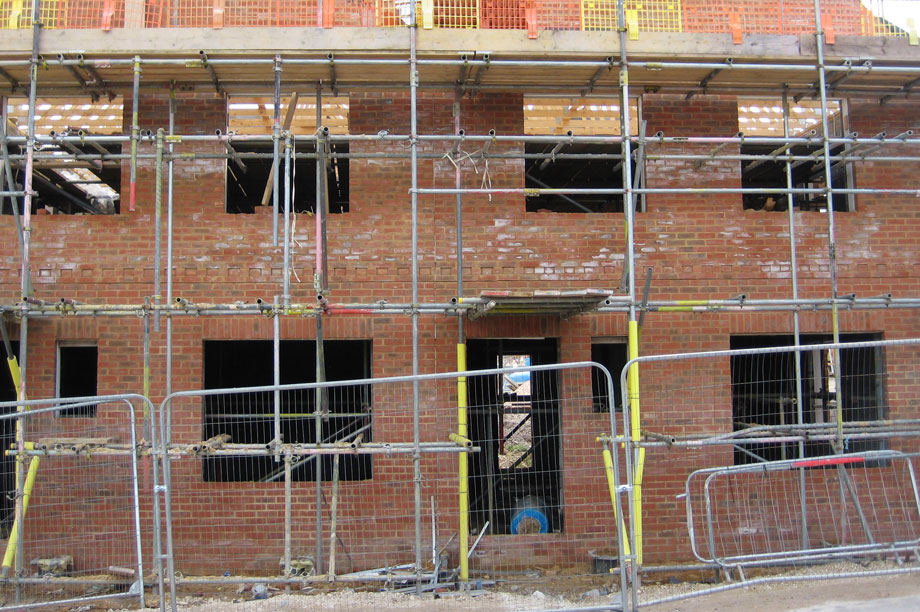 New homes:  delivery test applies sanctions to councils in areas that fail to meet local housing delivery target