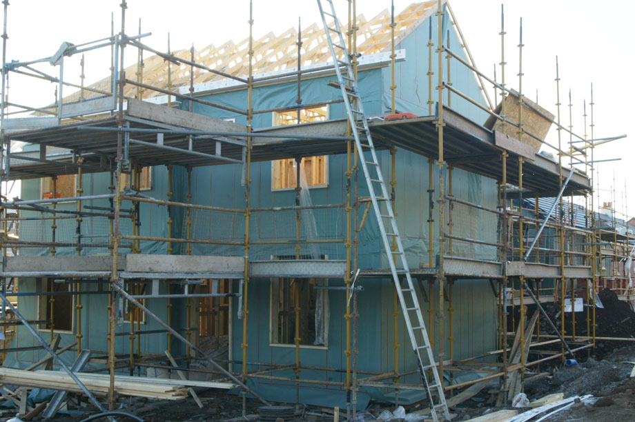 New Homes: incentives pilot launched