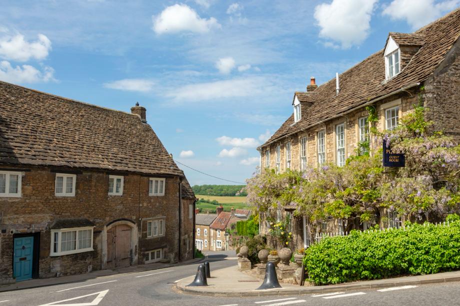 Norton St Philip, Somerset (Pic: Getty)