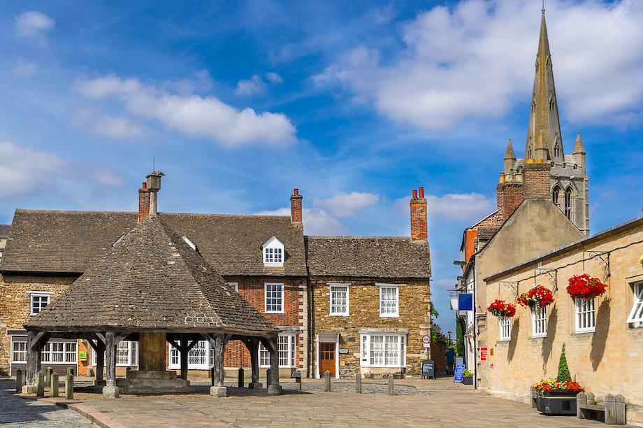 The market town of Oakham, home of Rutland County Council (Pic: Getty)