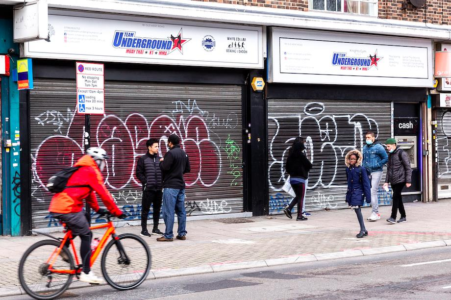 Old Kent Road: the focus of the design code pilot in Southwark (Pic: Getty)