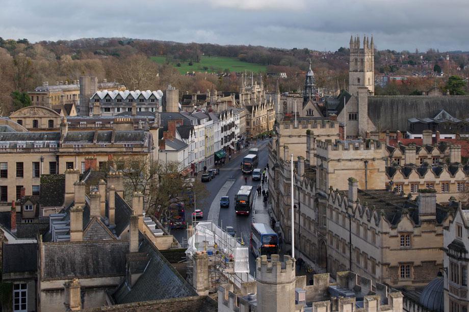 Oxford (pic: Matt Buck, Flickr)