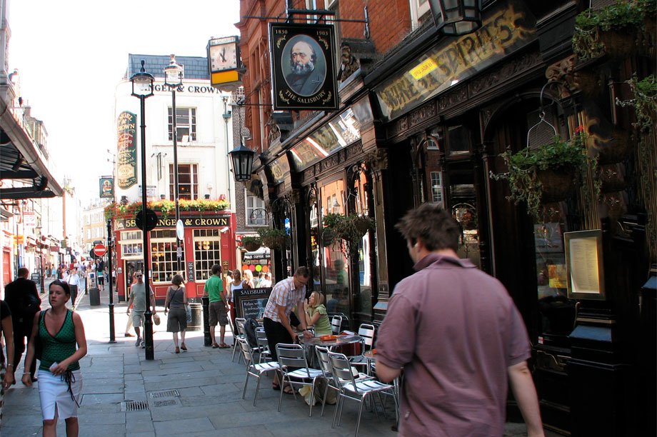 Pubs: new PD right to allow food takeawys