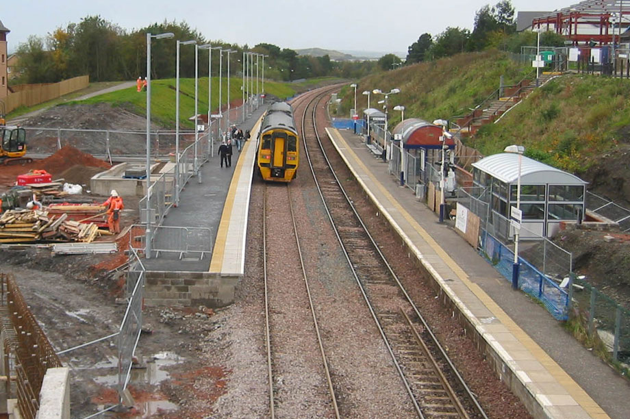 Rail infrastructure: top investment priority for Britons