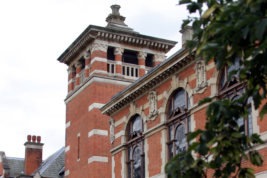 Reigate Council's offices: centre of planning controversy