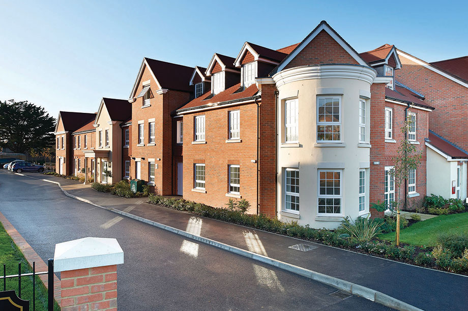 Retirement housing: call for exemption from planning gain charges (picture: Andy Cahill - Photoworks)