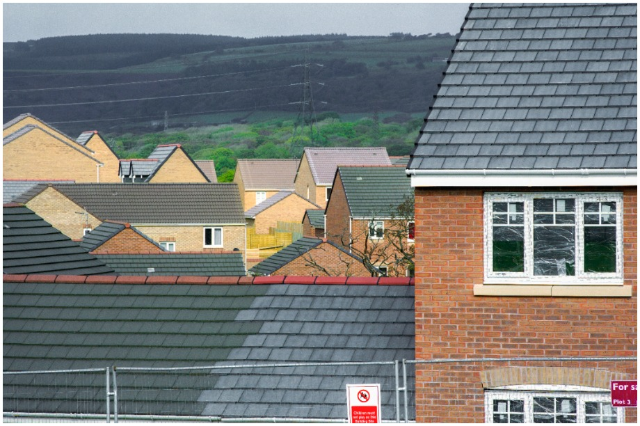 Housing allocations: new development in rural area (Pic: Getty)