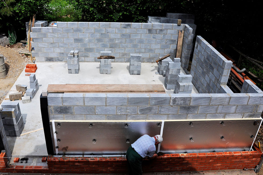 Self build: government wants councils to provide sites