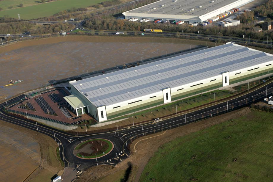 Slough Trading Estate: simplified planning rules renewed for another 10 years