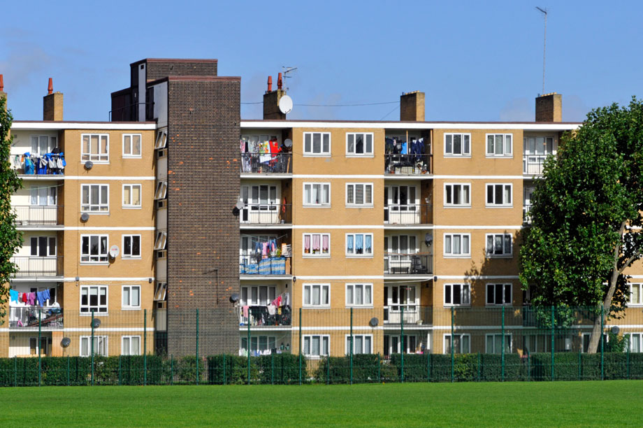 Estates: regeneration plan published