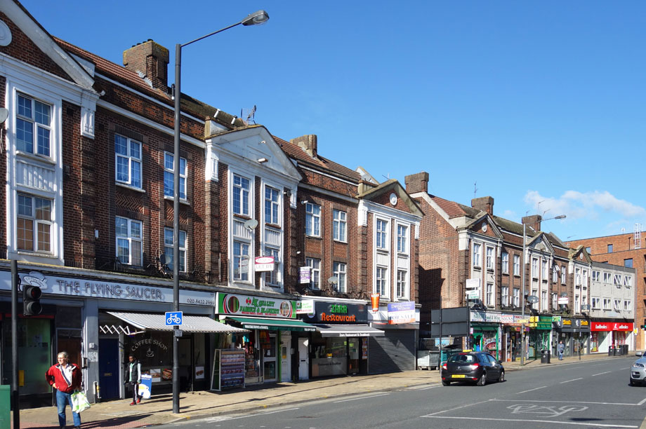 High Street, Wealdstone (pic: Des Blenkinsopp, via Geograph)