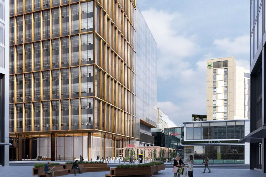 Westfield Stratford City: scheme agreed under PPA