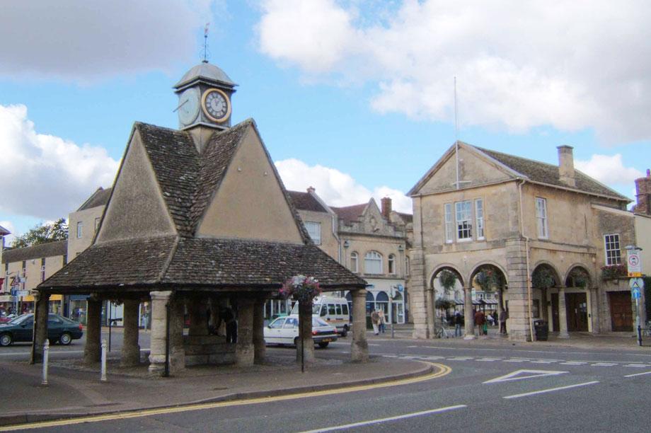 Witney, Oxfordshire (pic: Rictor Norton & David Allen via Flickr)