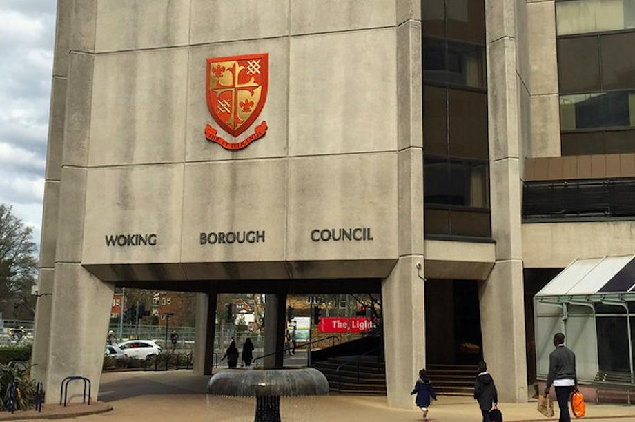 Woking Borough Council (CC BY-NC-ND 2.0)